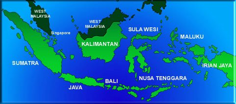 About indonesia islands of bali java lombok sulawesi irain indonesia map gumiabroncs Gallery